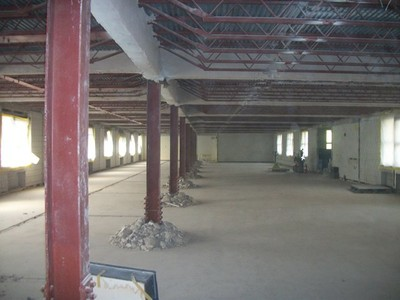 South Wing - 3rd floor demolition completed