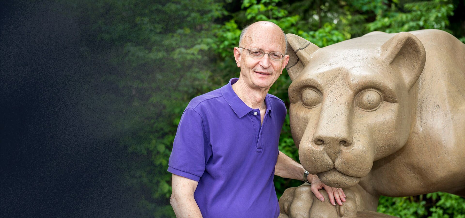 History alumnus finds meaning in giving
